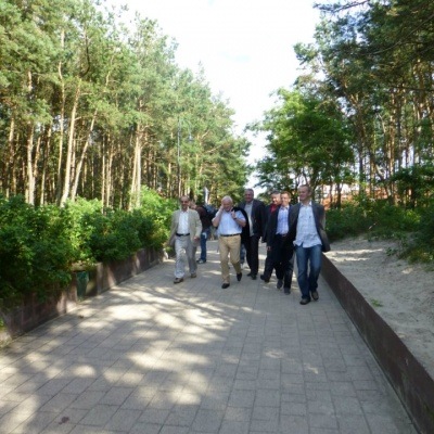Lato w Nowym Dworze Gdańskim